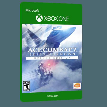 خرید بازی دیجیتال Ace Combat 7 Skies Unknown Deluxe Edition برای Xbox One