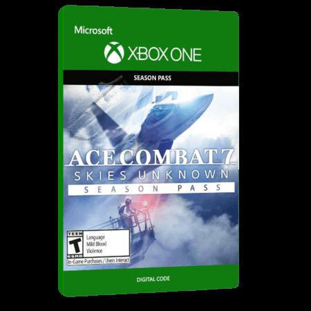 خرید بازی دیجیتال Ace Combat 7 Skies Unknown Season Pass