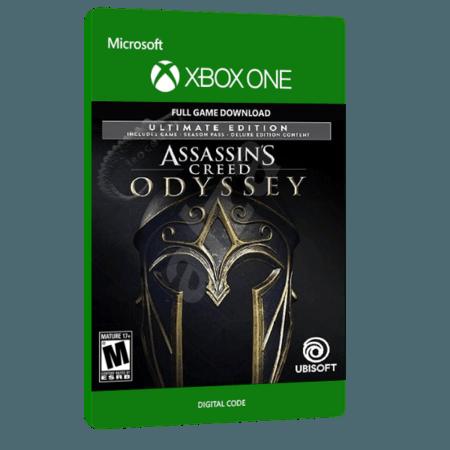 خرید بازی دیجیتال Assassin's Creed Odyssey Ultimate Edition