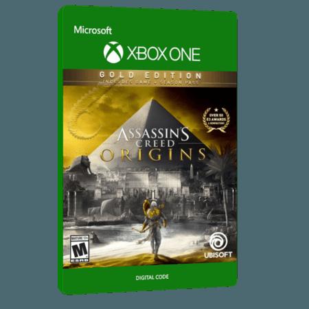 خرید بازی دیجیتال Assassin's Creed Origins Gold Edition