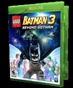 خرید بازی دست دوم و کارکرده Lego Batman 3 Beyond Gotham برای Xbox One