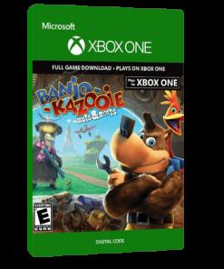 خرید بازی دیجیتال Banjo Kazooie Nuts and Bolts