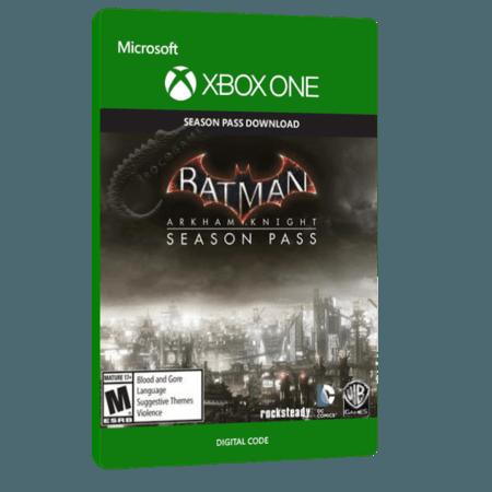 خرید Season Pass بازی دیجیتال Batman Arkham Knight برای Xbox One