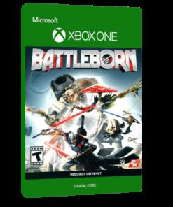 خرید بازی دیجیتال Battleborn