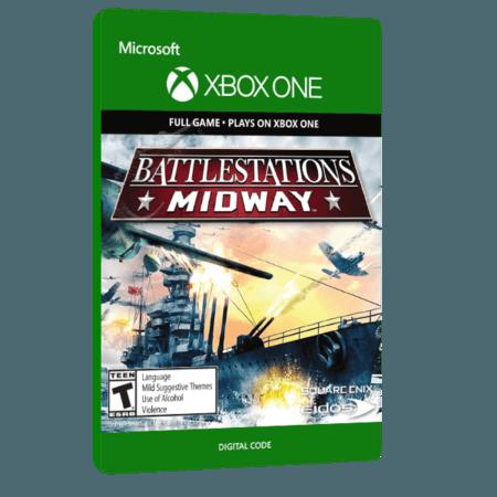 خرید بازی دیجیتال Battlestations Midway برای Xbox One