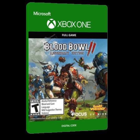خرید بازی دیجیتال Blood Bowl II Legendary Edition
