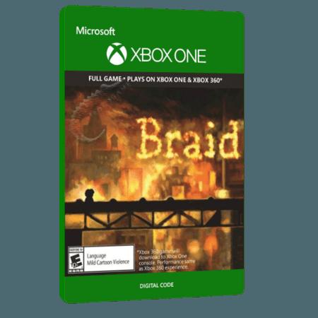 خرید بازی دیجیتال Braid برای Xbox One