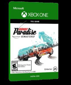 خرید بازی دیجیتال Burnout Paradise Remastered
