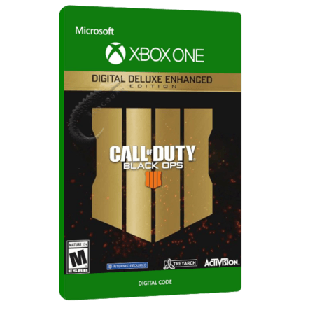 خرید بازی دیجیتال Call of Duty Black Ops 4 Deluxe Enhanced Edition