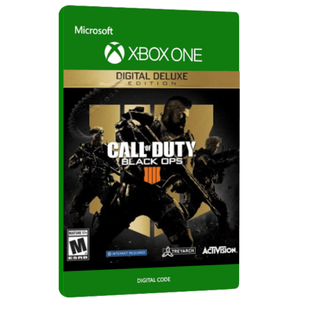 خرید بازی دیجیتال Call of Duty Black Ops 4 Digital Deluxe Edition