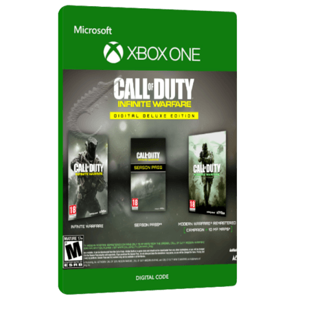 خرید بازی دیجیتال Call of Duty Infinite Warfare Digital Deluxe Edition