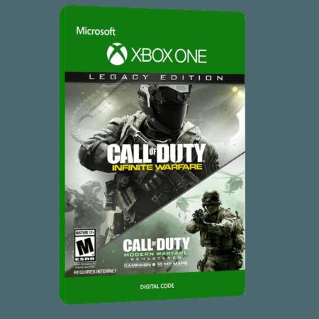خرید بازی دیجیتال Call of Duty Infinite Warfare Legacy Edition