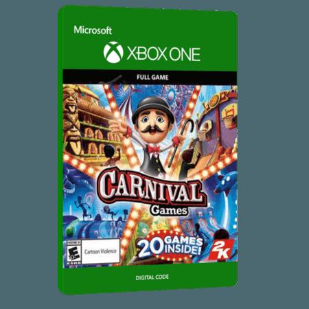خرید بازی دیجیتال Carnival Games برای Xbox One