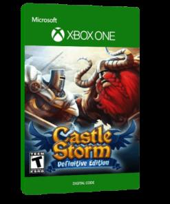 خرید بازی دیجیتال CastleStorm Definitive Edition برای Xbox One