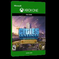 خرید بازی دیجیتال Cities Skylines Premium Edition برای Xbox One