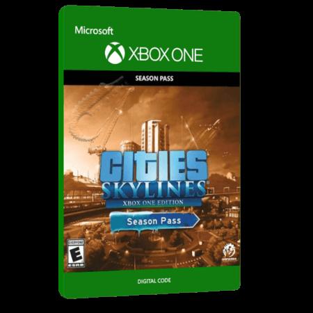 خرید Season Pass بازی دیجیتال Cities Skylines برای Xbox One