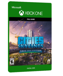 خرید بازی دیجیتال Cities Skylines Xbox One Edition برای Xbox One
