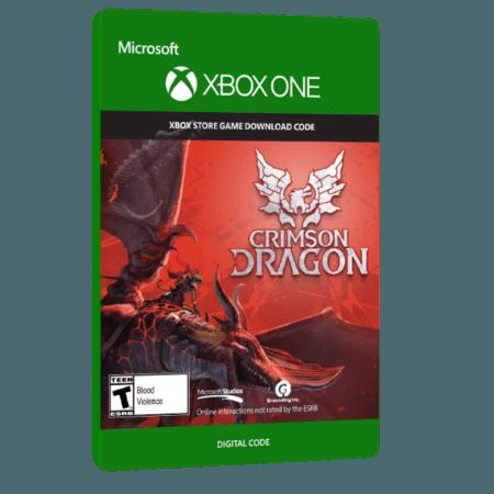 خرید بازی دیجیتال Crimson Dragon