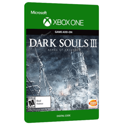 خرید بازی دیجیتال Dark Souls III Ashes of Ariandel