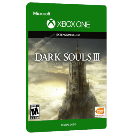 خرید بازی دیجیتال Dark Souls III The Ringed City DLC