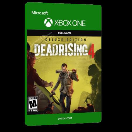 خرید بازی دیجیتال Dead Rising 4 Deluxe Edition