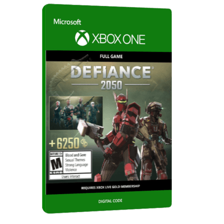 خرید بازی دیجیتال Defiance 2050 Ultimate Pack برای Xbox One