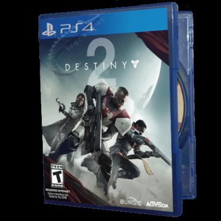 خرید بازی دست دوم و کارکرده Destiny 2 برای PS4