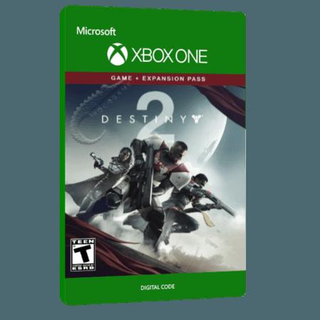 خرید بازی دیجیتال Destiny 2 + Expansion Pass Bundle برای Xbox One