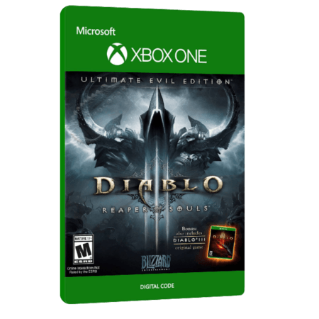 خرید بازی دیجیتال Diablo III Ultimate Evil Edition