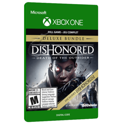 خرید باندل بازی دیجیتال Dishonored Death of the Outsider Deluxe Bundle
