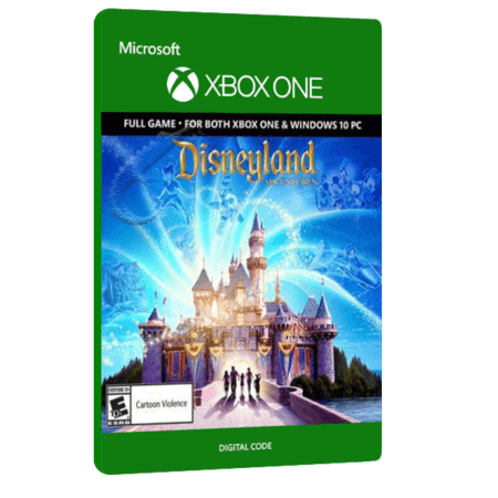 خرید بازی دیجیتال Disneyland Adventures