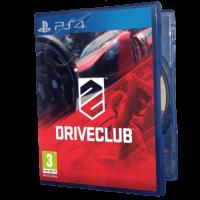 خرید بازی دست دوم و کارکرده DriveClub برای PS4
