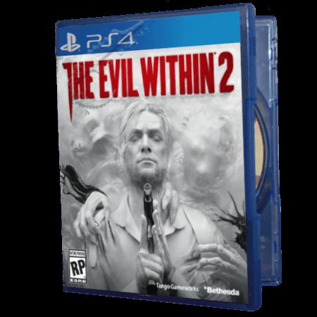 خرید بازی دست دوم و کارکرده The Evil Within 2 برای PS4
