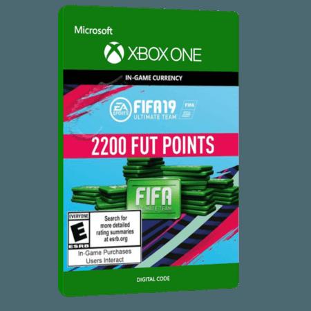 خرید بازی دیجیتال FIFA 19 ULTIMATE TEAM 2,200 POINTS