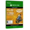 خرید بازی دیجیتال Fallout 76 - 2000 (+400 Bonus) Atoms