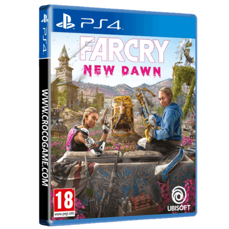 خرید بازی Far Cry New Dawn برای PS4