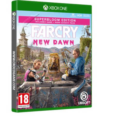 خرید بازی Far Cry New Dawn Superbloom Edition برای Xbox One