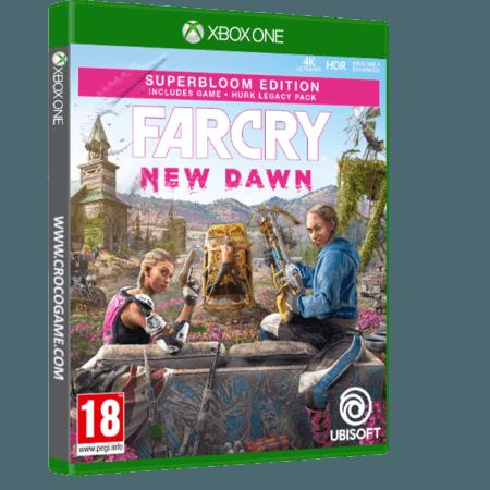 خرید بازی Far Cry New Dawn Superbloom Edition برای Xbox One