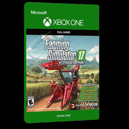 خرید بازی دیجیتال Farming Simulator 17 Platinum