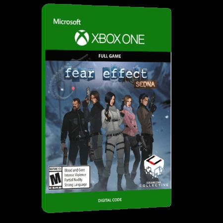 خرید بازی دیجیتال Fear Effect Sedna