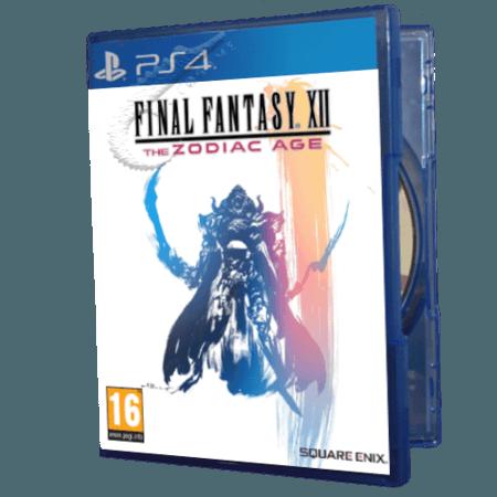 خرید بازی دست دوم و کارکرده Final Fantasy 12 the Zodiac Age برای PS4