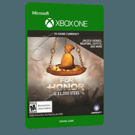 خرید بازی دیجیتال For Honor 11,000 Steel Credits