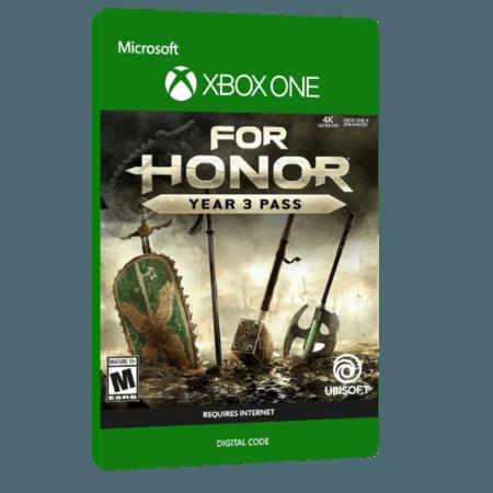 خرید بازی دیجیتال For Honor Year 3 Pass
