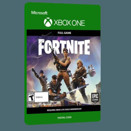 خرید بازی دیجیتال Fortnite Deluxe Founder's Pack برای Xbox One