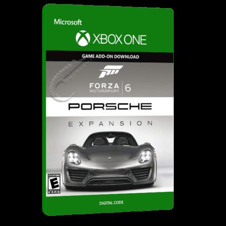 خرید بازی دیجیتال Forza Motorsport 6 Porsche Expansion