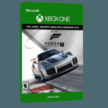 خرید بازی دیجیتال Forza Motorsport 7 Deluxe Edition