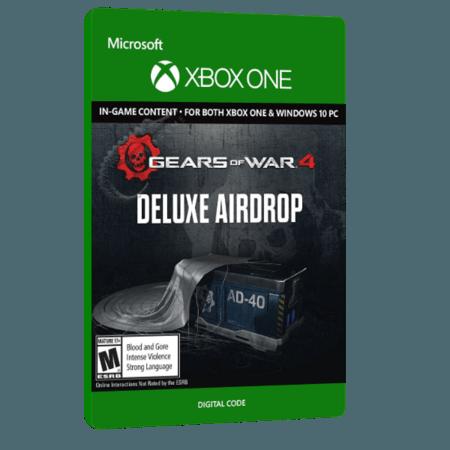 خرید بازی دیجیتال Gears of War 4 Deluxe Airdrop Pack Xbox Play Anywhere
