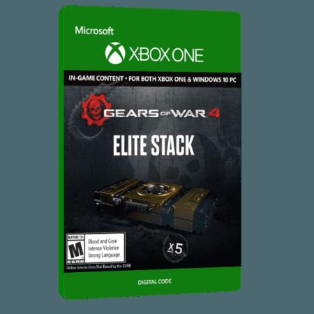 خرید بازی دیجیتال Gears of War 4 Elite Pack Xbox Play Anywhere
