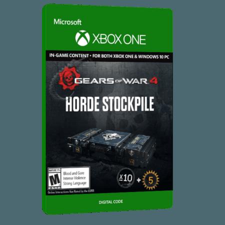 خرید بازی دیجیتال Gears of War 4 Horde Stockpile Xbox Play Anywhere