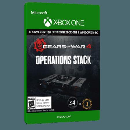 خرید بازی دیجیتال Gears of War 4 Operations Stack Xbox Play Anywhere